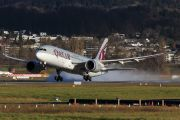 A7-BCC - Qatar Airways Boeing 787-8 Dreamliner aircraft