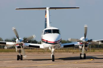 YR-CAA - Romanian Civil Aeronautical Authority Beechcraft 300 King Air 350