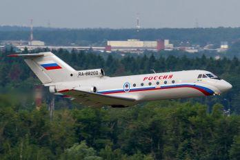RA-88200 - Rossiya Yakovlev Yak-40