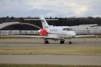 M-UKHA - Private Raytheon Hawker 800XP