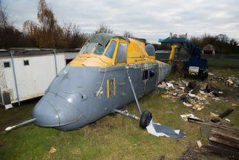 XM833 - Royal Navy Westland Wessex HAS.3