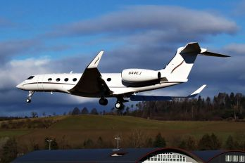 N44KJ - Private Gulfstream Aerospace G650, G650ER
