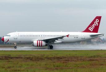 SP-ADK - Bingo Airways Airbus A320