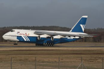 RA-82077 - Polet Flight Antonov An-124