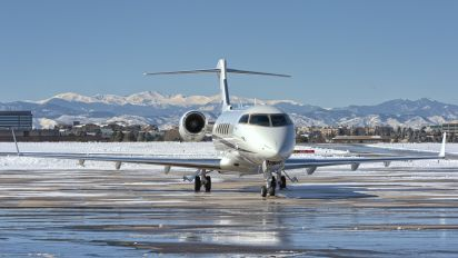 N1HP - Private Bombardier BD-100 Challenger 300 series