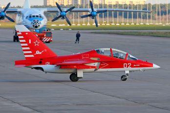 02 - Russia - Air Force Yakovlev Yak-130