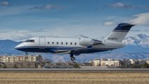 N332FX - Private Canadair CL-600 Challenger 604 aircraft
