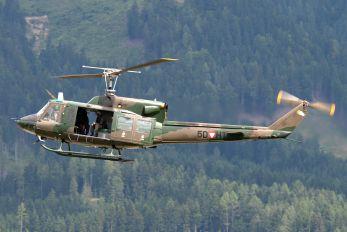 5D-HT - Austria - Air Force Agusta / Agusta-Bell AB 212