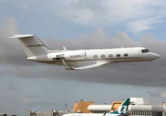 N250MS - Private Gulfstream Aerospace G-II
