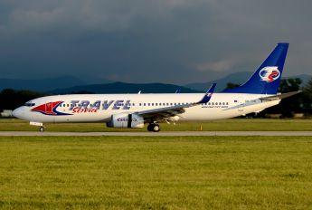 OK-TVB - Travel Service Boeing 737-800
