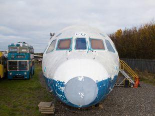 G-ARPO - British Airways Hawker Siddeley HS.121 Trident 1