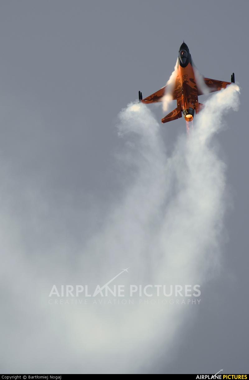 Netherlands - Air Force J-015 aircraft at Radom - Sadków