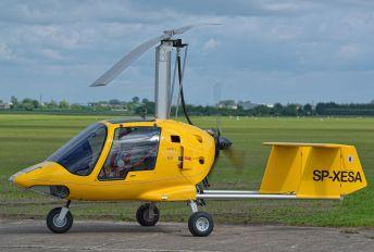 SP-XESA - Private Aviation Artur Trendak ZEN1