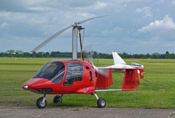 SP-XENA - Private Aviation Artur Trendak ZEN1