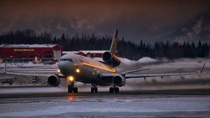N292UP - UPS - United Parcel Service McDonnell Douglas MD-11F