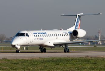 F-GRGC - Air France - Regional Embraer ERJ-145