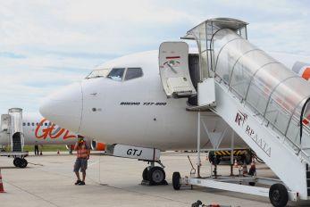 PR-GTJ - GOL Transportes Aéreos  Boeing 737-800