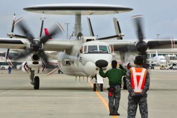 34-3459 - Japan - Air Self Defence Force Grumman E-2C Hawkeye