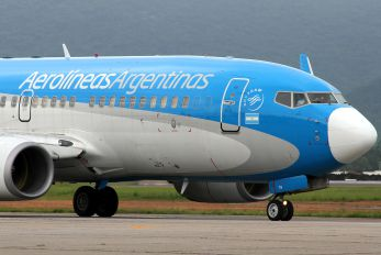 LV-CYN - Aerolineas Argentinas Boeing 737-700