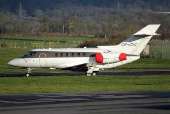 CS-DUC - NetJets Europe (Portugal) Hawker Beechcraft 750