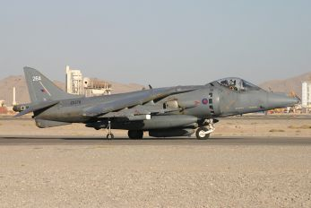 ZD378 - Royal Air Force British Aerospace Harrier GR.7