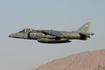 ZD408 - Royal Air Force British Aerospace Harrier GR.7