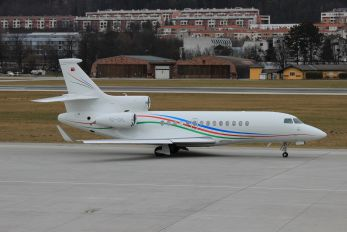 TC-OIL - Private Dassault Falcon 7X