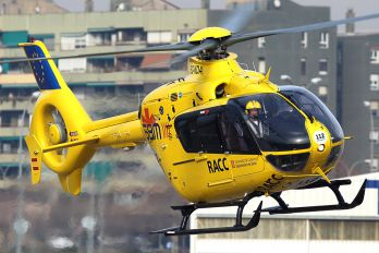 EC-KDA - TAF Helicopters Eurocopter EC135 (all models)