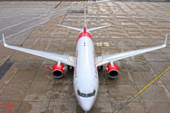 7T-VKF - Air Algerie Boeing 737-800