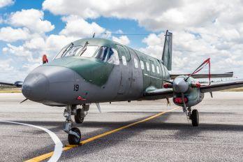2319 - Brazil - Air Force Embraer EMB-110 C-95BM