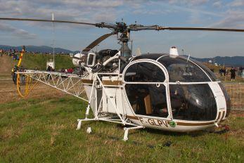 F-GLPV - Private Sud Aviation SA-313 / 318 Alouette II (all models)