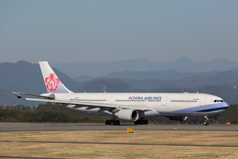 B-18359 - China Airlines Airbus A330-300