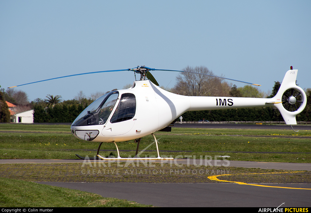 Helicopter Flight Training ZK-IMS aircraft at Ardmore
