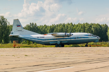 RA-11260 - Russia - Air Force Antonov An-12 (all models)