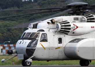 8631 - Japan - Maritime Self-Defense Force Sikorsky MH-53E Sea Dragon