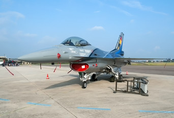 FA-84 - Belgium - Air Force General Dynamics F-16A Fighting Falcon