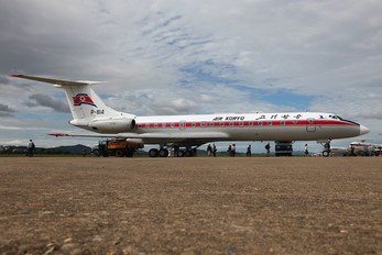 P-814 - Air Koryo Tupolev Tu-134B