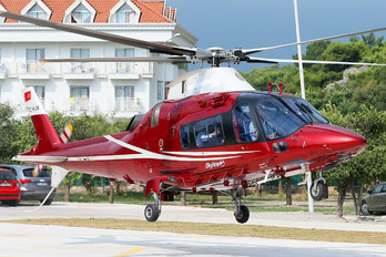 TC-HJN - Private Agusta / Agusta-Bell A 109E Power