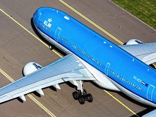 PH-AOF - KLM Airbus A330-200