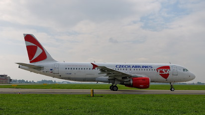 OK-MEH - CSA - Czech Airlines Airbus A320