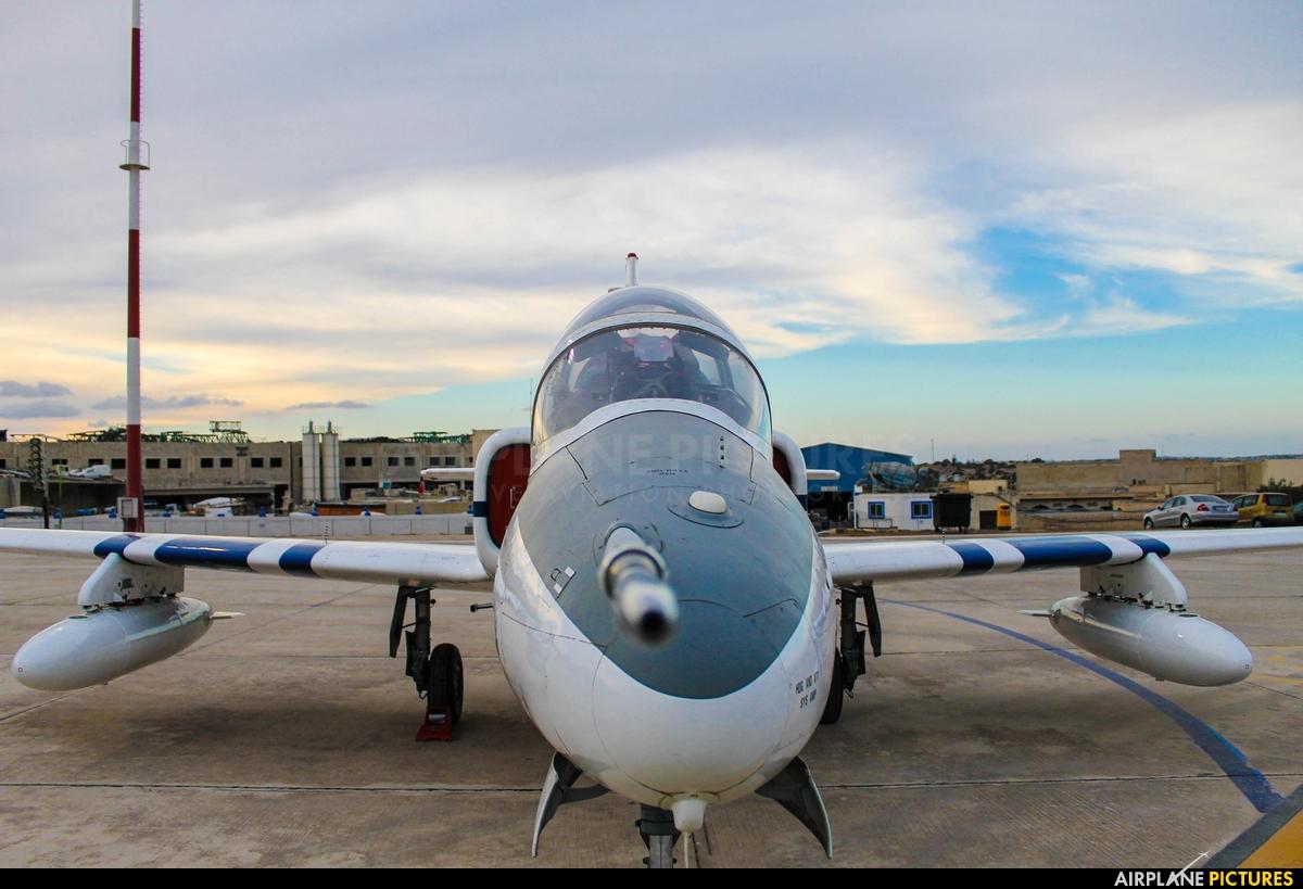 Egypt - Air Force 6322 aircraft at Malta Intl