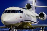 PH-LAU - Private Dassault Falcon 900 series aircraft