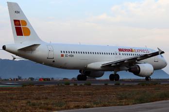 EC-KOH - Iberia Express Airbus A320