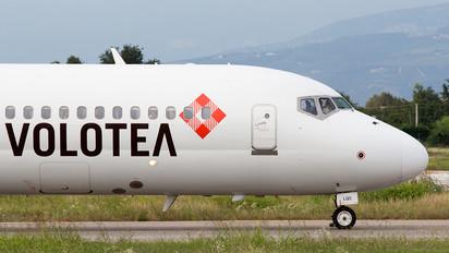 EC-LQS - Volotea Airlines Boeing 717
