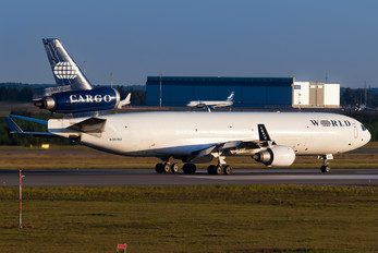 N384WA - World Airways McDonnell Douglas MD-11F