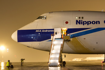 JA07KZ - Nippon Cargo Airlines Boeing 747-400F, ERF