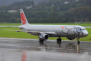 OE-LEZ - Niki Airbus A321