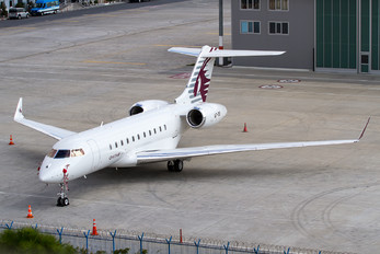 A7-CEI - Qatar Executive Bombardier BD-700 Global 5000