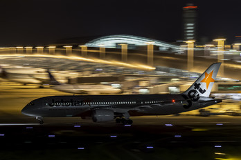 VH-VKA - Jetstar Airways Boeing 787-8 Dreamliner