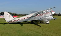 G-AGSH - Private de Havilland DH. 89 Dragon Rapide aircraft